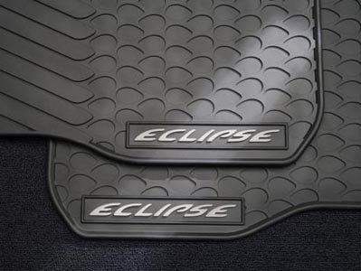 2007 Mitsubishi Eclipse All-Weather Floor Mats MZ313508