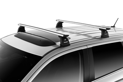 2016 Mitsubishi Outlander Roof Rack Kit - For vehicles with r MZ314636