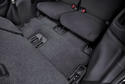 2016 Mitsubishi Outlander Floor Mat, Third Row, Fabric MZ314813