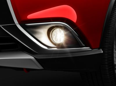 2018 Mitsubishi Outlander Fog Light Kit, Halogen MZ360562EX