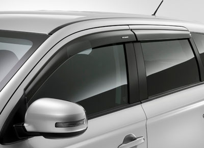 2015 Mitsubishi Outlander Side Window Deflectors MZ562905EX