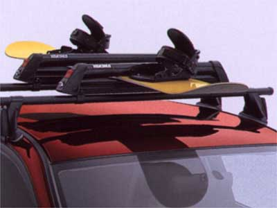 2003 Mitsubishi Diamante Ski and Snowboard Carrier A998HS6B01