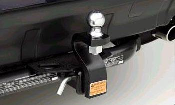 2013 Mitsubishi Outlander Trailer Hitch