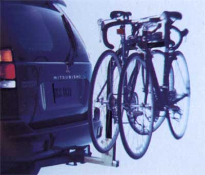 2003 Mitsubishi Outlander Hitch Bike Carrier A9903HBB01