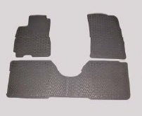 2006 Mitsubishi Lancer All-Weather Floor Mats MZ313066