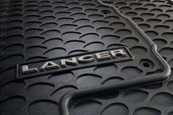 2013 Mitsubishi Lancer All Weather Floor Mats MZ314505