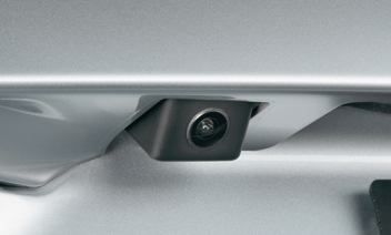 2010 Mitsubishi Outlander Rearview Camera