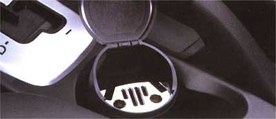2004 Mitsubishi Galant Smoker Kit AGL04SMOKT